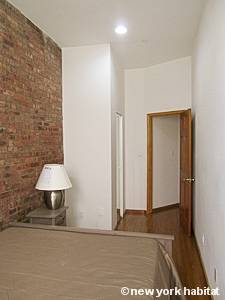 New York 2 Bedroom apartment - bedroom 2 (NY-15405) photo 2 of 2