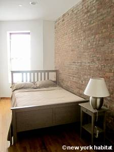 New York 2 Bedroom apartment - bedroom 2 (NY-15405) photo 1 of 2