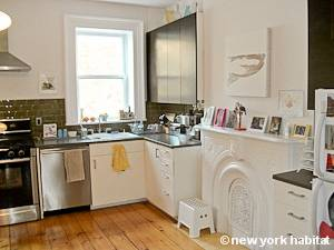 New York T3 - Duplex logement location appartement - cuisine (NY-15439) photo 2 sur 4