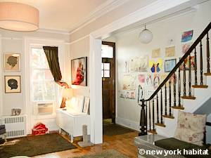 New York T3 - Duplex logement location appartement - séjour (NY-15439) photo 5 sur 6
