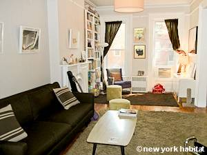 New York T3 - Duplex logement location appartement - séjour (NY-15439) photo 1 sur 6