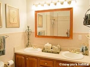 New york 2 camere da letto duplex appartamento bagno 2 for 2 camere da letto 1 bagno piani duplex