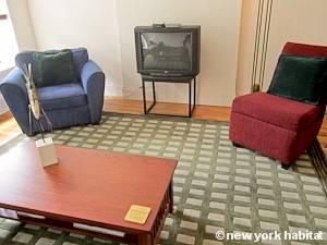 New york 2 camere da letto duplex appartamento for 2 camere da letto 1 bagno piani duplex