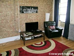 New York 2 Bedroom - Duplex accommodation - living room 1 (NY-15466) photo 3 of 4