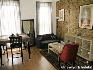 New York 2 Bedroom - Duplex accommodation - living room 2 (NY-15466) photo 1 of 4