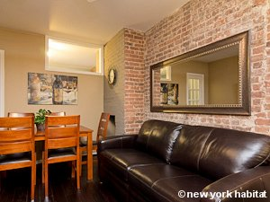 New York 2 Bedroom apartment - living room (NY-15482) photo 2 of 3