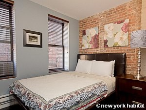 New York 2 Bedroom apartment - bedroom 2 (NY-15482) photo 1 of 3