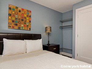 New York 2 Bedroom apartment - bedroom 1 (NY-15482) photo 3 of 3