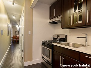 New York 2 Bedroom apartment - kitchen (NY-15482) photo 3 of 3
