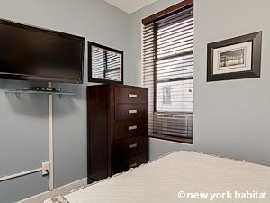 New York 2 Bedroom apartment - bedroom 2 (NY-15482) photo 3 of 3