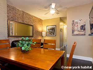 New York 2 Bedroom apartment - living room (NY-15482) photo 3 of 3
