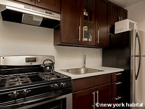 New York 2 Bedroom apartment - kitchen (NY-15482) photo 2 of 3