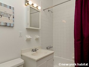 New York 2 Bedroom apartment - bathroom 2 (NY-15492) photo 1 of 1