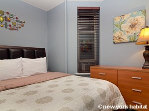 New York 2 Bedroom apartment - bedroom 2 (NY-15492) photo 1 of 3