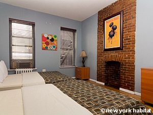 New York 2 Bedroom apartment - bedroom 1 (NY-15492) photo 2 of 3
