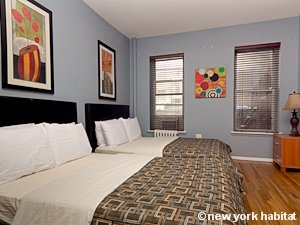 New York 2 Bedroom apartment - bedroom 1 (NY-15492) photo 1 of 3