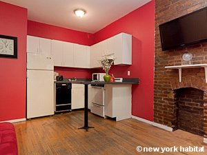 New York 2 Bedroom apartment - kitchen (NY-15492) photo 1 of 2