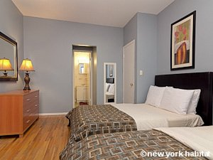New York 2 Bedroom apartment - bedroom 1 (NY-15492) photo 3 of 3