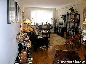 New York 2 Bedroom roommate share apartment - living room (NY-15502) photo 1 of 4