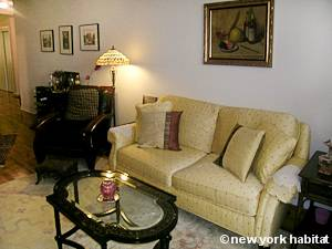 New York 2 Bedroom roommate share apartment - living room (NY-15502) photo 3 of 4