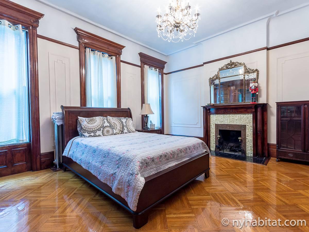 new york 5 bedroom triplex accommodation bedroom 5 ny 15504