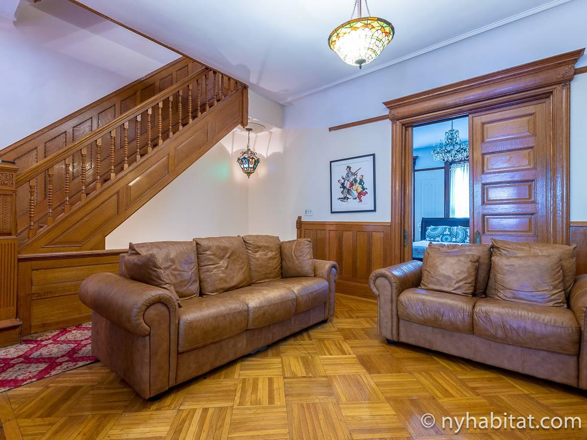 new york accommodation 5 bedroom triplex apartment rental in brooklyn