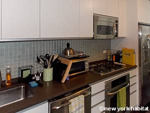 New York Alcove Studio apartment - kitchen (NY-15528) photo 2 of 3
