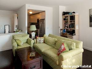 New York Alcove Studio apartment - living room (NY-15528) photo 4 of 8