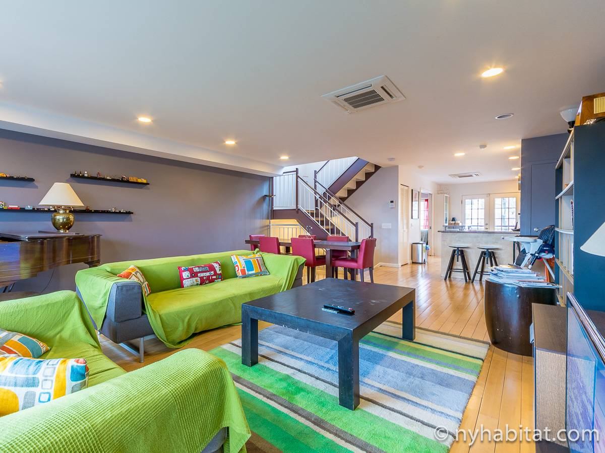 New York - 4 Bedroom accommodation - Apartment reference NY-15537
