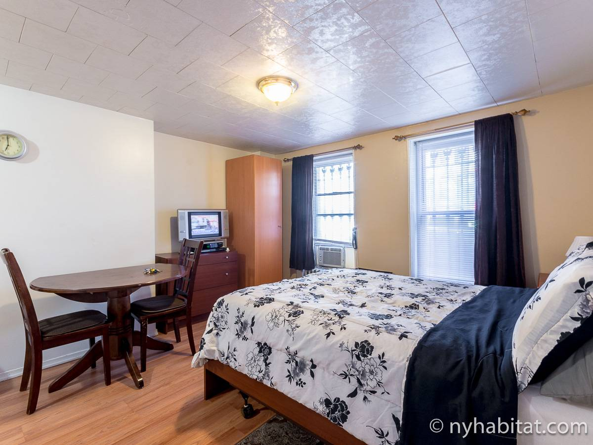 New York - Studio apartment - Apartment reference NY-15568