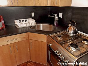 New York Studio apartment - kitchen (NY-15574) photo 2 of 3