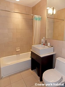 New York Studio apartment - bathroom (NY-15574) photo 1 of 1