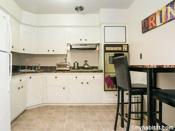New York 3 Bedroom roommate share apartment - kitchen (NY-15645) photo 1 of 2