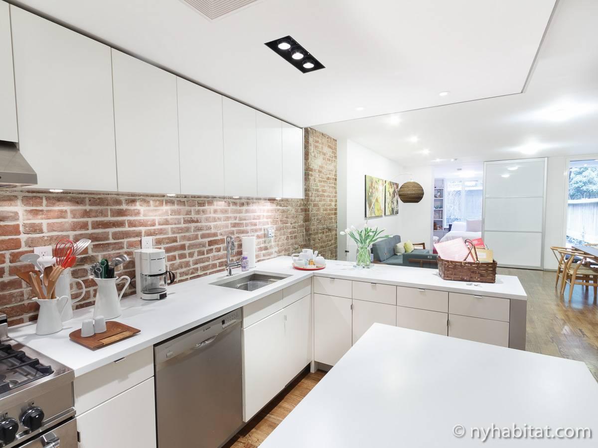 Casa vacanza a new york 2 camere da letto upper west for New york appartamenti vacanze