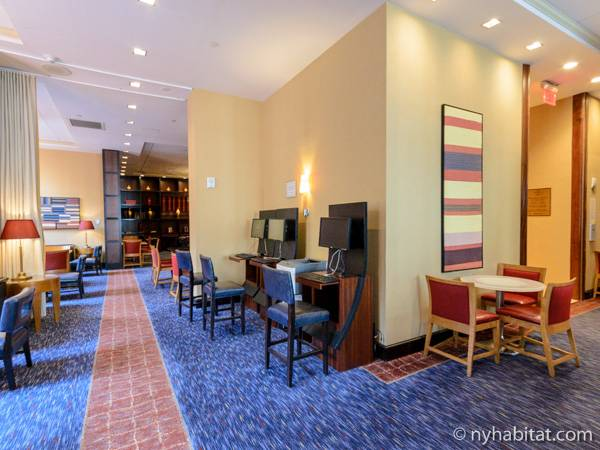 New York Accommodation 2 Bedroom Apartment Rental In Midtown West NY 15684