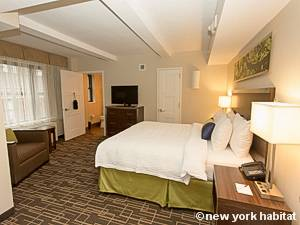 New York 1 Bedroom accommodation - bedroom (NY-15732) photo 1 of 4