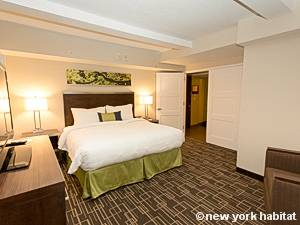 New York 1 Bedroom accommodation - bedroom (NY-15732) photo 3 of 4