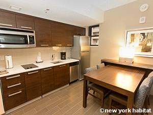 New York 1 Bedroom accommodation - kitchen (NY-15732) photo 1 of 1