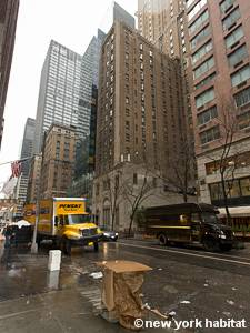 New York Accommodation 1 Bedroom Apartment Rental In Midtown East NY 15742