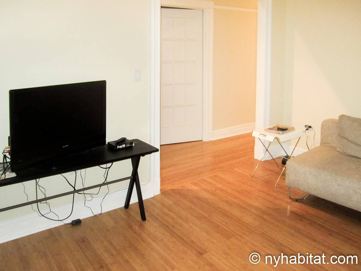 New York 2 Bedroom apartment - living room (NY-15745) photo 3 of 4
