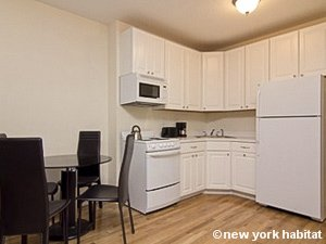 New York Studio apartment - kitchen (NY-15750) photo 1 of 2