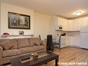 New York Studio apartment - living room (NY-15750) photo 3 of 4