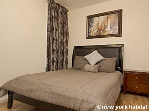 New York Studio apartment - bedroom (NY-15750) photo 1 of 2