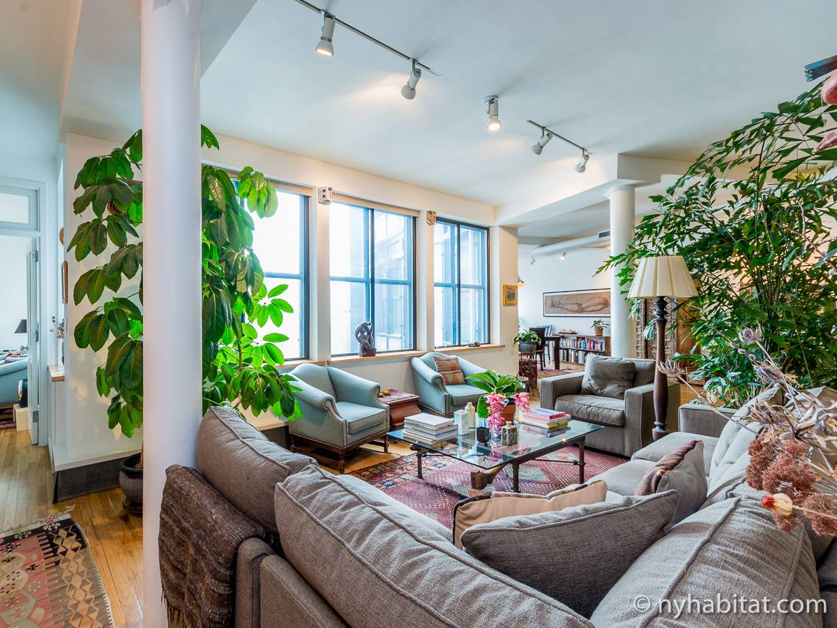New York - 1 Bedroom apartment - Apartment reference NY-15771