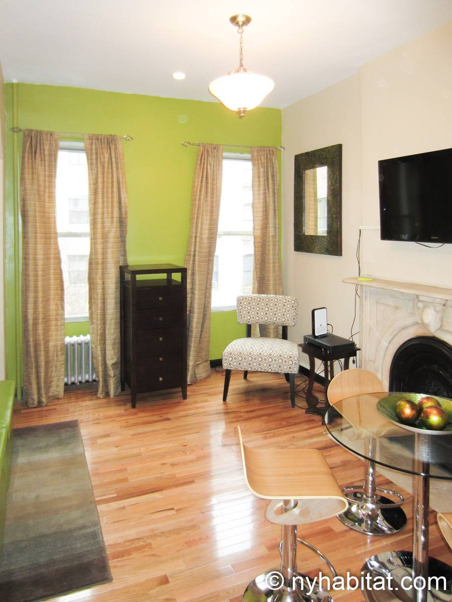 One Bedroom Nyc Apartment With A New Born Baby: New York Apartment: 1 Bedroom Apartment Rental In Harlem