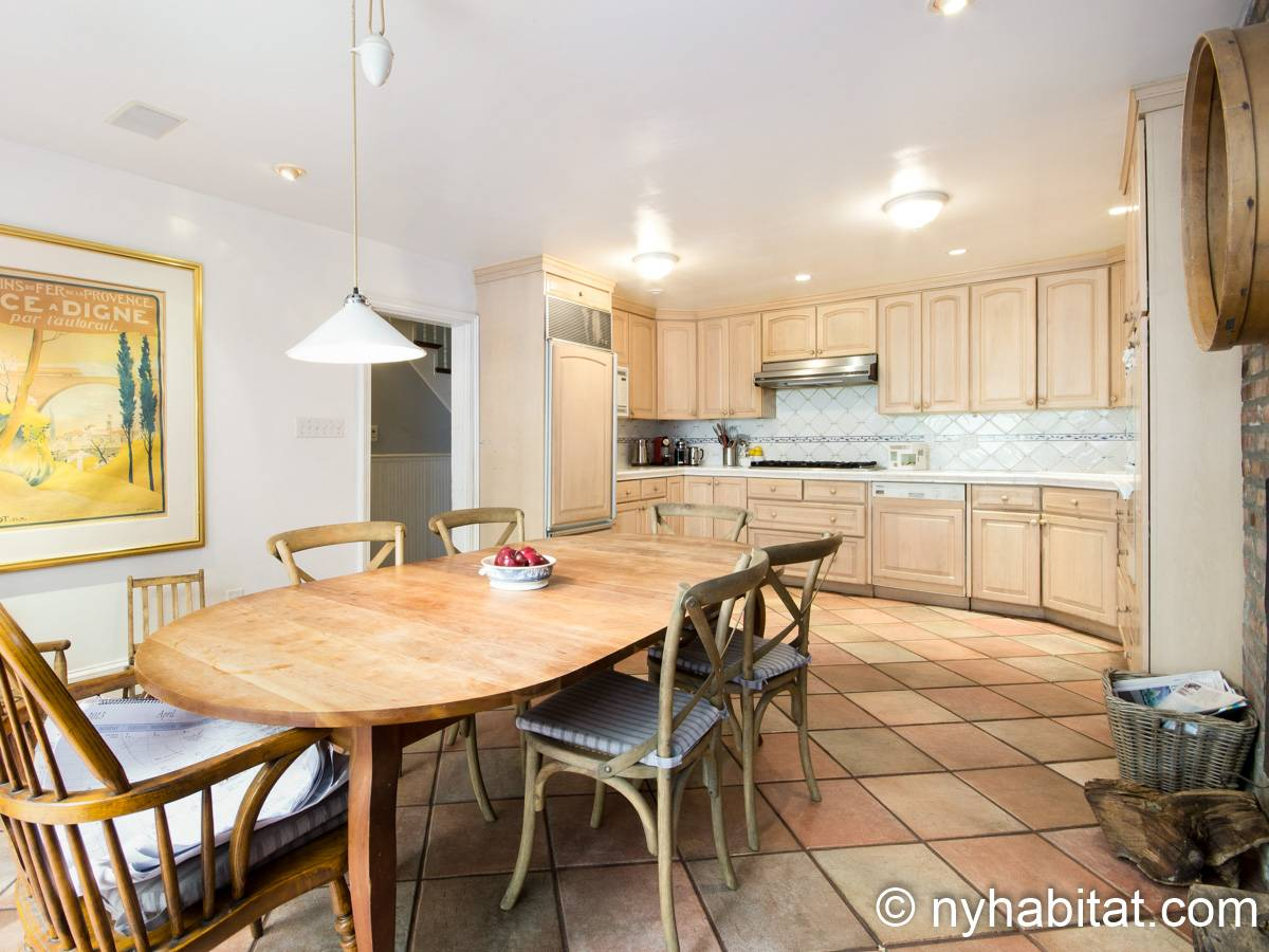 New York Apartment 4 Bedroom Apartment Rental In Brooklyn Heights Ny 15806
