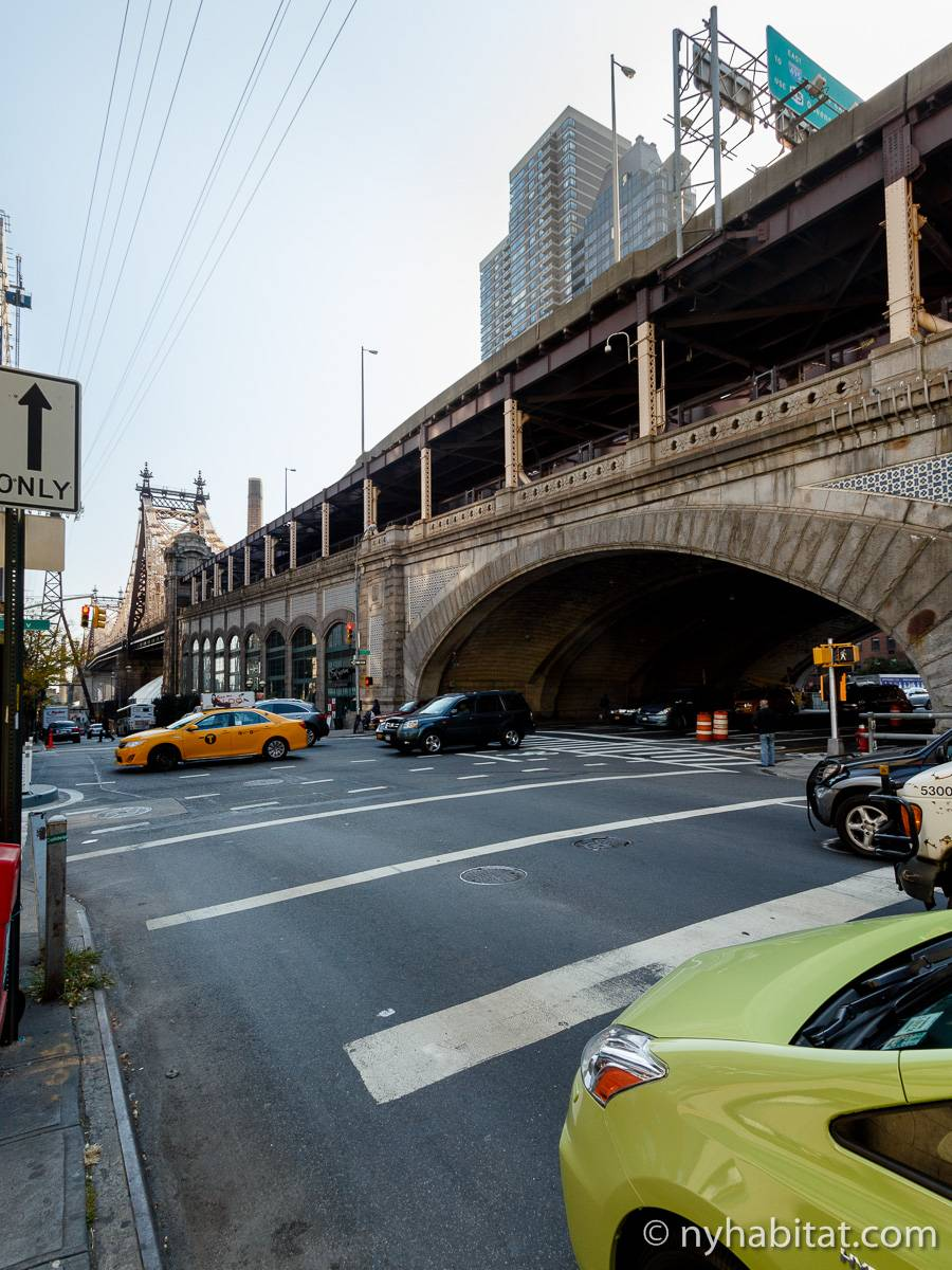 Appartamento a new york monolocale upper east side ny for Monolocale a new york