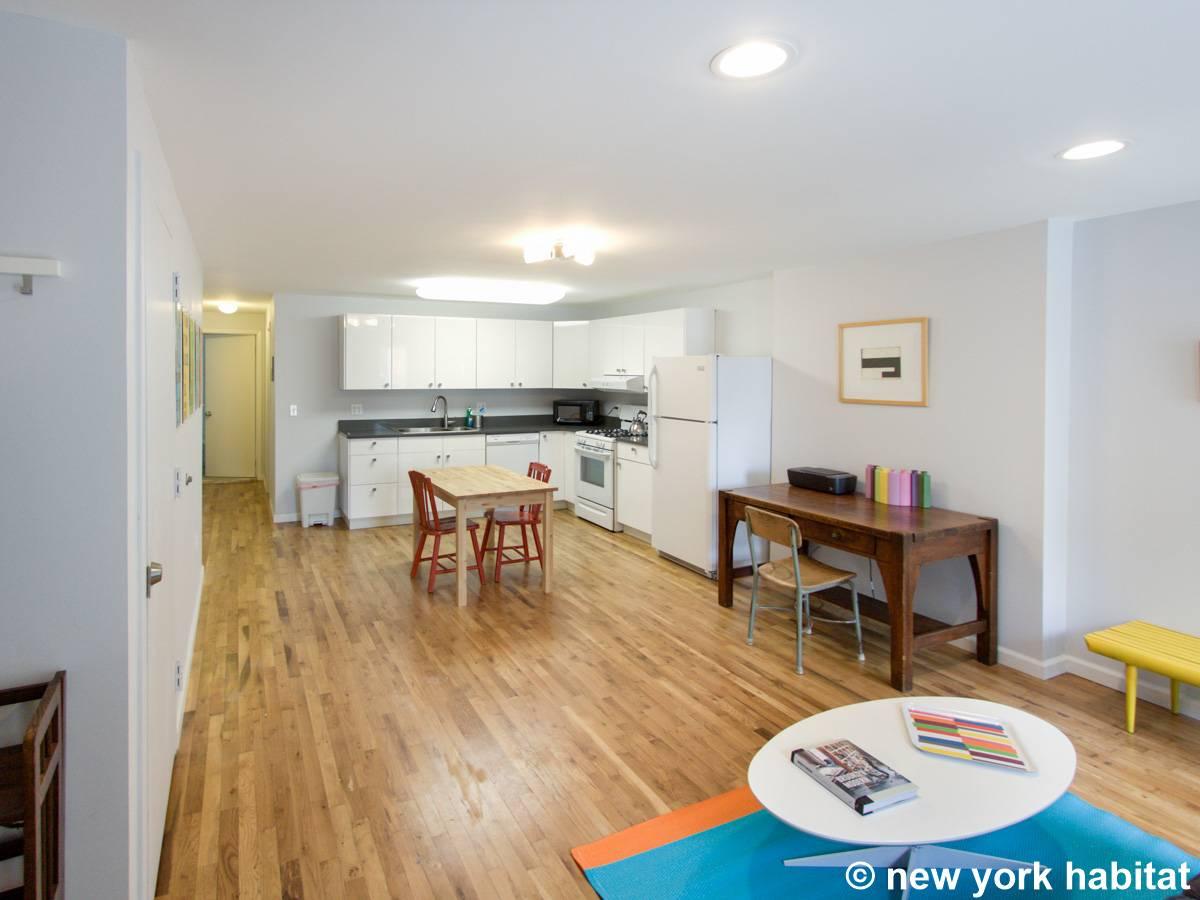 wohnungsvermietung in new york 2 zimmer bedford. Black Bedroom Furniture Sets. Home Design Ideas
