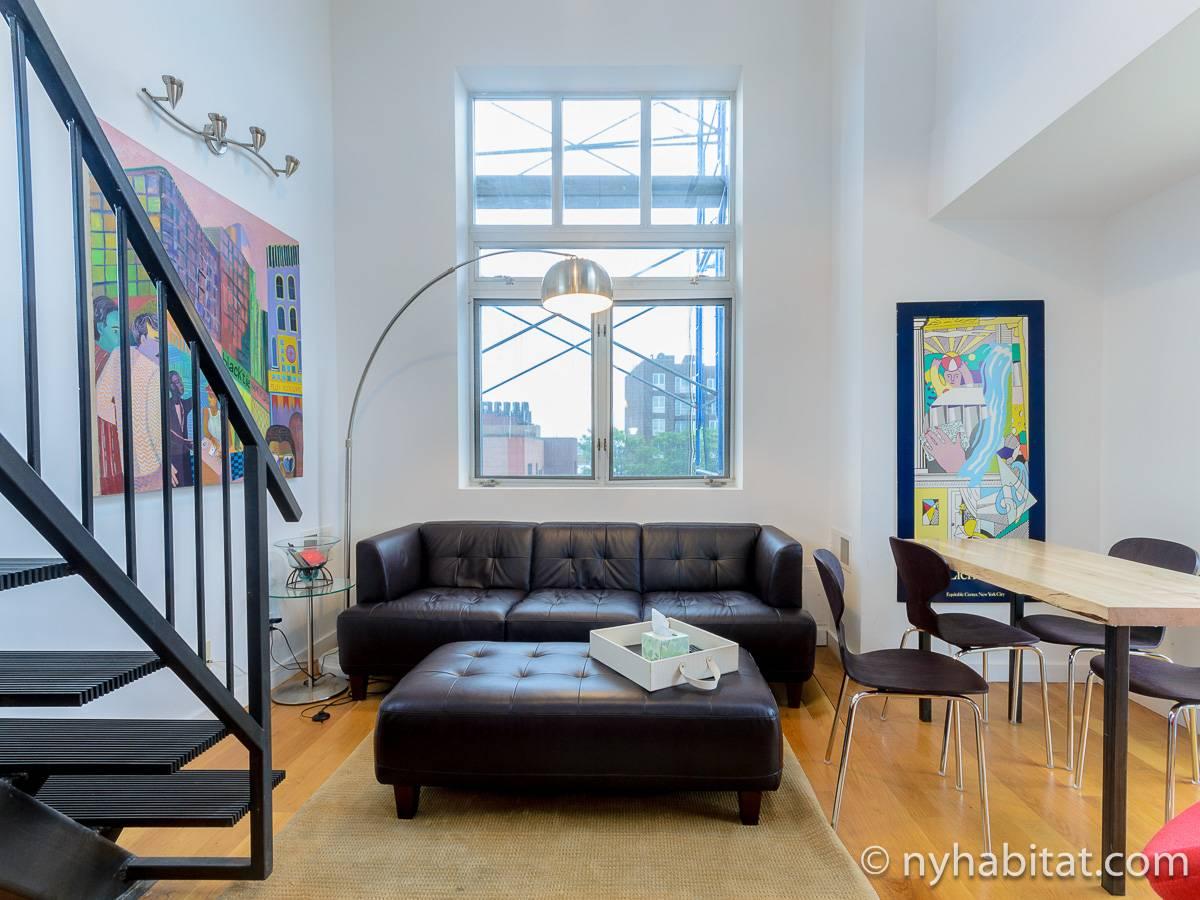 wohnungsvermietung in new york 2 zimmer williamsburg. Black Bedroom Furniture Sets. Home Design Ideas