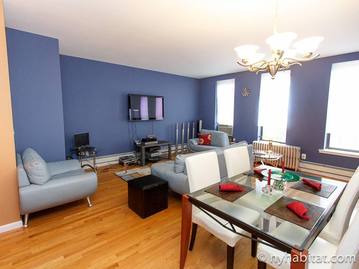 New York - 2 Bedroom accommodation - Apartment reference NY-15873